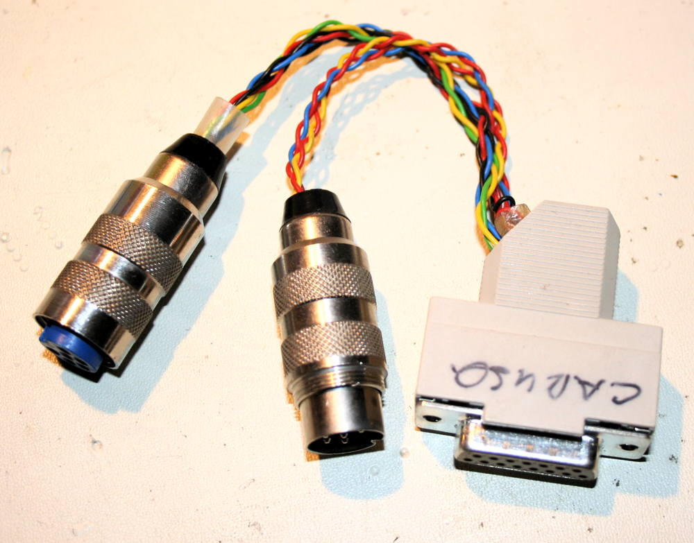 caruso to neumann suspension box adaptor